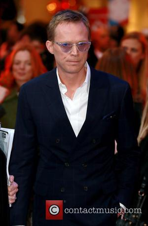 Paul Bettany - 'Captain America: Civil War' film premiere, London, Britain - London, United Kingdom - Tuesday 26th April 2016