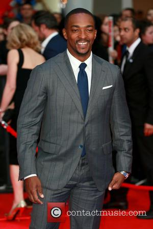 Anthony Mackie: 'I Can't Look Cool During Stunts!'