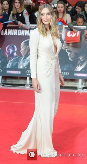 Elizabeth Olsen - The London premiere of 'Captain America: Civil War' at Westfield - Arrivals - London, United Kingdom -...