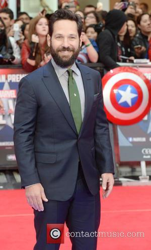 Paul Rudd Was Starstruck On Captain America Set