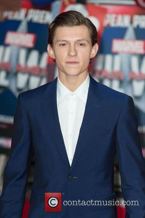Tom Holland Swings Into Action To Visit Kids As Spider-man