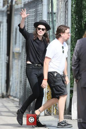 James Bay - James Bay seen arriving at the ABC studios before his performance on Jimmy Kimmel Live - Los...