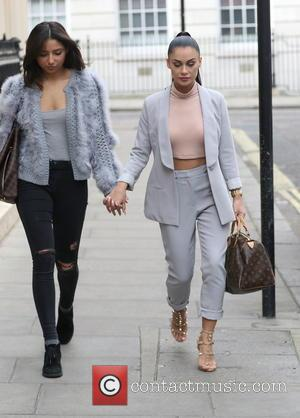 Rochelle and Cally Jane Beech