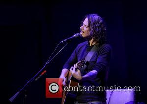 Chris Cornell - Chris Cornell performs at Manchester Bridgewater Hall at Manchester Bridgewater Hall - Manchester, United Kingdom - Wednesday...