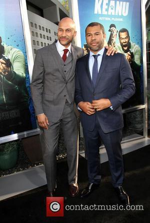 Keegan-michael Key and Jordan Peele