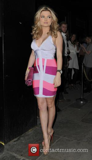 Zara Holland - Various celebrities attend BMA Models Ltd 34th anniversary party - London, United Kingdom - Thursday 28th April...