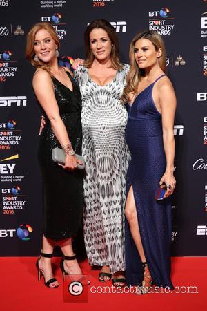 Sarah-jane Mee, Natalie Pinkham and Zoe Hardman