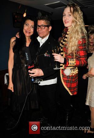 Joe Alvarez, Tamara Dumas , Guest - Ikon London Fashion Po-Blitz Inaugural Party at 68 and Boston at 68 and...