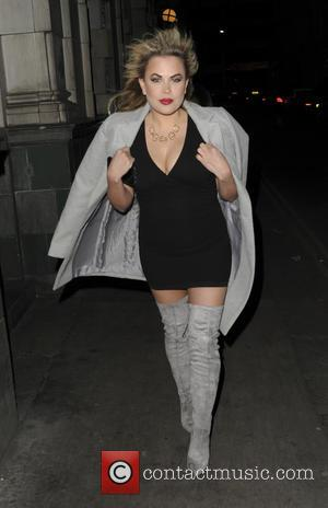 Lady Nadia Essex - Nadia Essex Lauren Goodman Megan Rees Out and About in London on a girls night out...