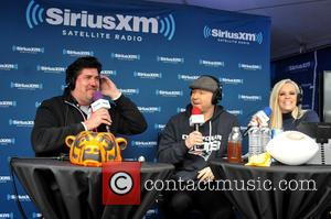 Jim Miller, Donnie Wahlberg and Jenny Mccarthy
