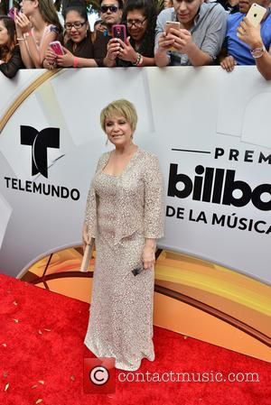 Adriana Barraza - 2016 Billboard Latin Music Awards at Bank United Center - Outside Arrivals at BankUnited Center - Coral...