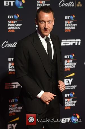 John Terry - BT Sports Industry Awards held at the Battersea Evolution - Arrivals. at Evolution - London, United Kingdom...