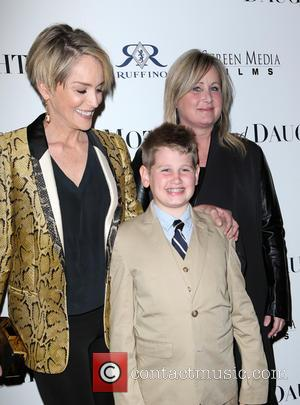 Sharon Stone, Laird Stone and Kellly Stone