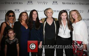 Amy Williams, Sharon Stone, Mary Aloe and Danielle James