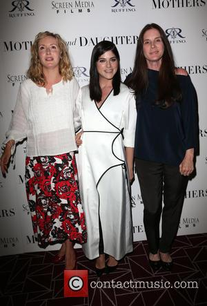 Danielle James, Selma Blair and Amy Williams