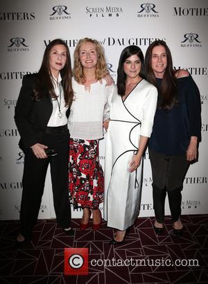 Mary Aloe, Danielle James, Selma Blair and Amy Williams