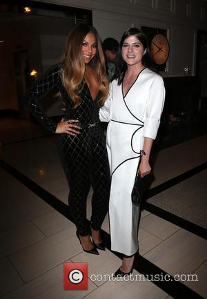 Ashanti , Selma Blair - Ruffino Wine Presents The Los Angeles Premiere of Screen Media Film's MOTHERS AND DAUGHTERS at...