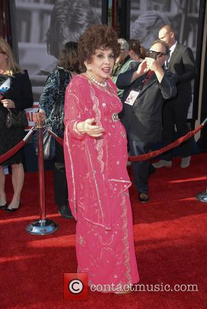 Gina Lollobrigida - TCM Classic Film Festival - Day 1 at TCL Chinese Theater - Hollywood, CA - Los Angeles,...
