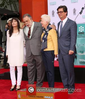 Talia Shire, Francis Ford Coppola, Eleanor Coppola and Roman Coppola