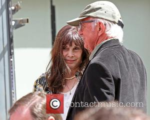 Talia Shire and Guest