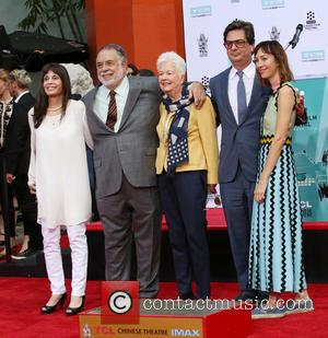 Talia Shire, Francis Ford Coppola, Eleanor Coppola, Roman Coppola and Gia Coppola
