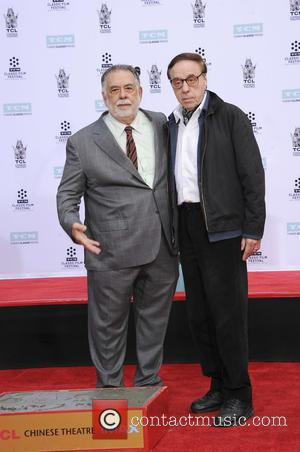 Peter Bogdanovic , Francis Ford Coppola - Hand And Footprint Ceremony of Francis Ford Coppola - Los Angeles, California, United...