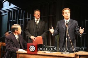 Jonathan Cullen, Hugh Bonneville and Adam James