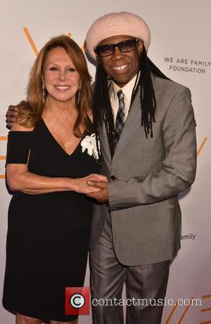 Marlo Thomas and Nile Rodgers