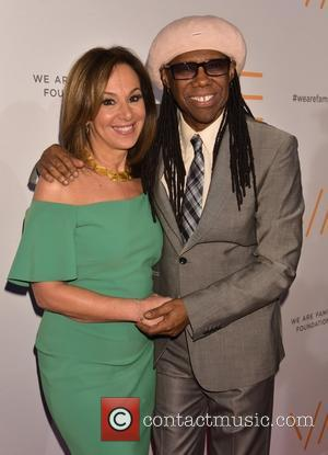 Rosanna Scotto and Nile Rodgers