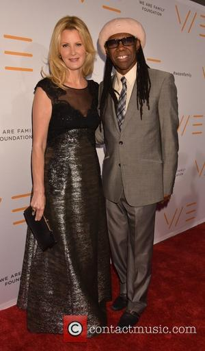 Sandra Lee and Nile Rodgers