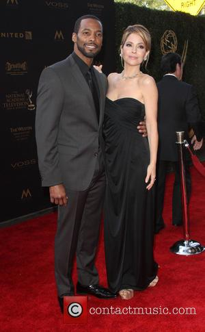 Anthony Montgomery and Lisa Locicero