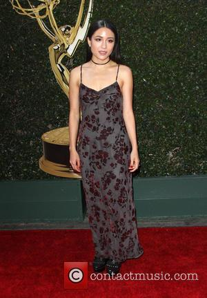 Constance Wu - 43rd Annual Daytime Creative Arts Emmy Awards 2016 at the Westin Bonaventure Hotel & Suites - Arrivals...