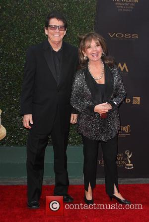 Anson Williams and Dawn Wells