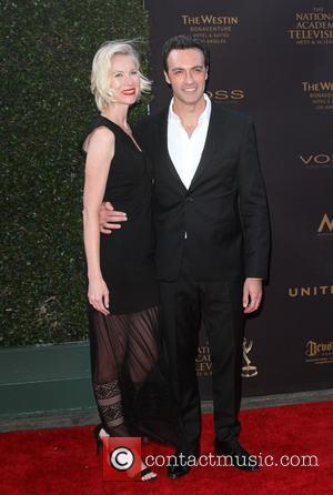 Elspeth Keller and Reid Scott