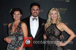 Heather Tom, Don Diamont and Katherine Kelly Lang