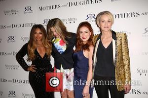 Ashanti, Mira Sorvino, Alexandra Daniels and Sharon Stone