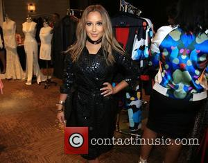 Adrienne Bailon - The official 43rd Daytime Emmy Nominees and Presenters Gifting Suite at Westin Bonaventure Hotel - Los Angeles,...