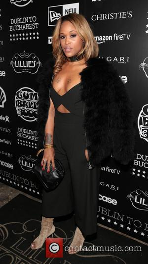 Rapper Eve - Celebrities attend the Gumball 3000 launch party at Lillies Bordello - Dublin, Ireland - Saturday 30th April...