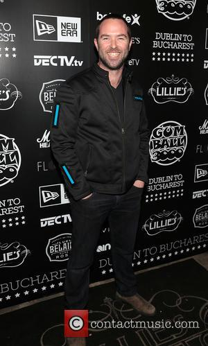 Sullivan Stapleton - Celebrities attend the Gumball 3000 launch party at Lillies Bordello - Dublin, Ireland - Saturday 30th April...