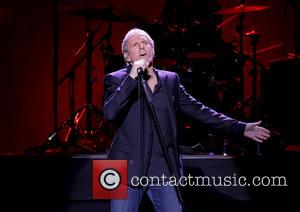 Michael Bolton - Michael Bolton performs at Liverpool Philharmonic Hall at Liverpool Philharmonic Hall - Liverpool, United Kingdom - Saturday...