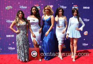 Fifth Harmony, Ally Brooke, Normani Hamilton, Dinah-jane Hansen and Lauren Jauregui