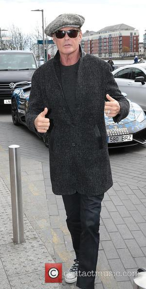 David Hasselhoff - David Hasselhoff arrives at The Marker Hotel in Dublin - Dublin, Ireland - Saturday 30th April 2016