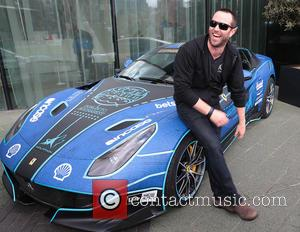 Sullivan Stapleton - Celebrities at The Marker Hotel for Gumball 3000 - Dublin, Ireland - Saturday 30th April 2016