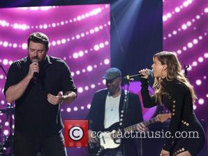 Chris Young and Cassadee Pope