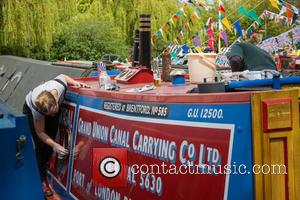 Atmosphere - IWA (Inland Waterways Association) Canalway Cavalcade 2016 - London, England, United Kingdom - Saturday 30th April 2016