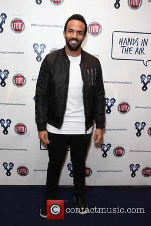 Craig David - Celeb arrivals at the One For The Boys Charity Event Masquerave sponsored by FIAT at The Troxy...