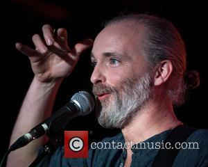 Fran Healy - Travis perform tracks from their new album 'Everything at Once' during an intimate acoustic gig at HMV...