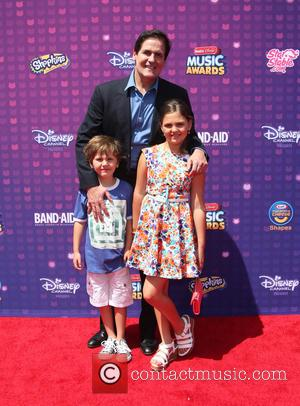 Mark Cuban, Jake Cuban , Alyssa Cuban - 2016 Radio Disney Music Awards at Microsoft Theater LA. Live, Disney -...