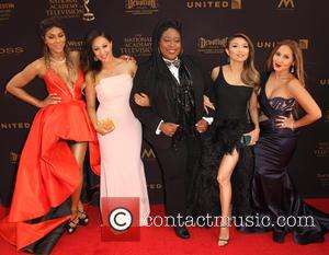 Tamar Braxton, Tamera Mowry-housley, Loni Love, Jeannie Mai and Adrienne Bailon