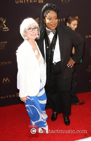 Rita Moreno and Loni Love